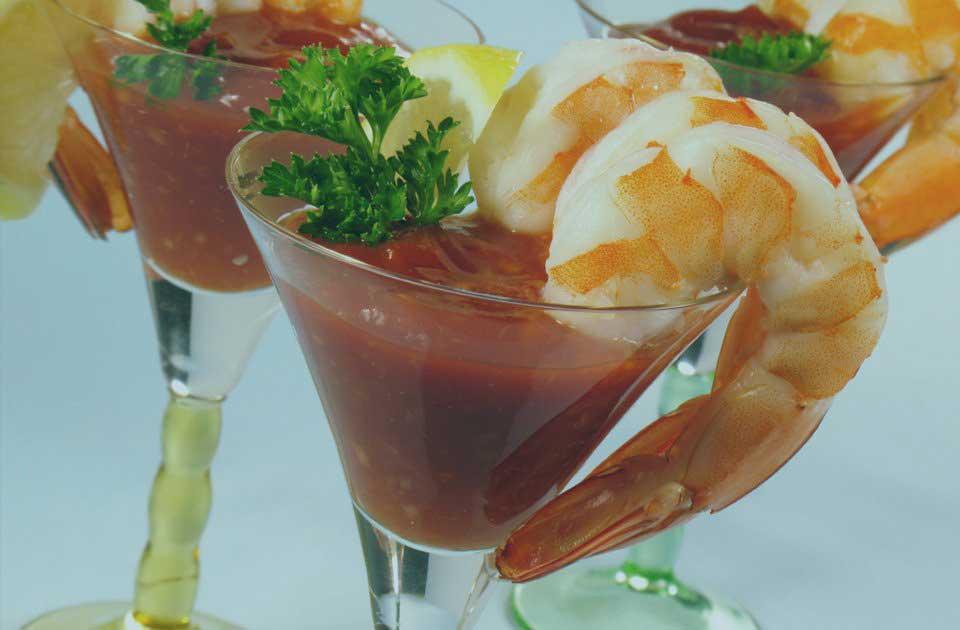 seafood gastromony