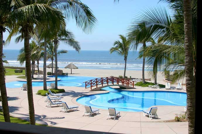 Pearl Of The Pacific: In Mazatlán, Mexico, Lots Of Sun And Beach, And Some Golf Too