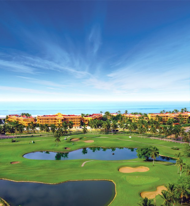 Estrella del Mar is undertaking renovations with an eye on attracting more golfers to Mazatlan